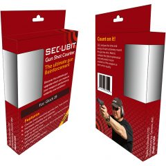 Secubit, Packaging Design